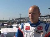 24 Heures du Mans 2011: interview d'Alexandre Premat