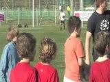 Faire du sport en s'amusant (Aix Handball)