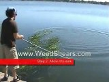 POND WEED and LAKE WEED CUTTER