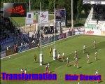 Résumé vidéo F.C. Grenoble Rugby - U.S. Dax Rugby Landes
