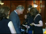 Charles meets US veterans