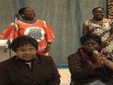 Clôture du Mois de la Femme Congolaise à l'Ambassade de la RDC à Bruxelles.