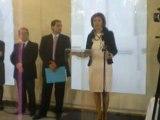 """Ομιλία της Δημάρχου Εορδαίας, Βίκυς Βρυζίδου, στα εγκαίνια της έκθεσης """"Εορδαία 2011"""""""