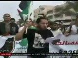 Palestinos celebran acuerdo de unidad