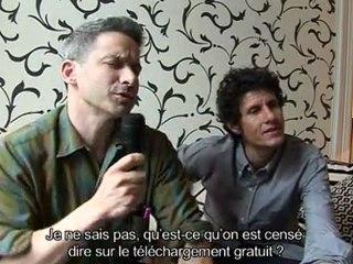 Interview avec les Beastie Boys 5/5