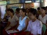 UNICEF trains health volunteers to promote exclusive breastfeeding in Myanmar