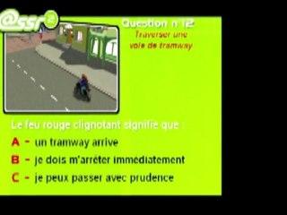 ASSR 2  Annale 2009 Epreuve principale