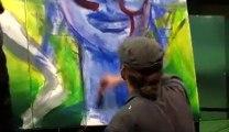Art battles au Forum des Halles à Paris