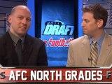 AFC North Draft Grades