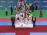 74 kg Seronomy (wtf world taekwondo championships 2011)