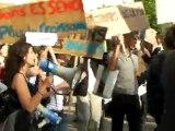 "Manif ""Anti Ecolo"" à la Défense le 5 mai 2011"