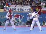 Li Zhaoyi - Sümeyye Manz (46kg semifinal  WTF World Taekwondo Championships 2011)