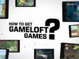 Gameloft - Nouveaux jeux HD Android !