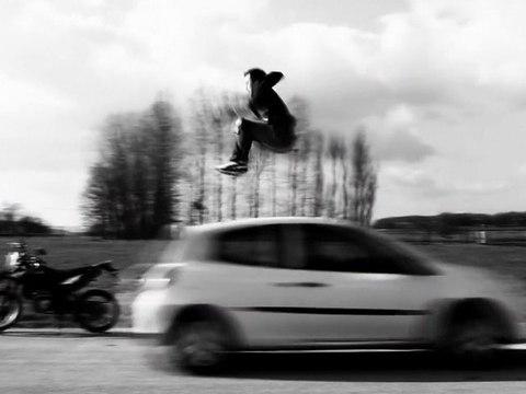 Chauffard - Test de cascade (Stunt Unit)