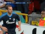 UEFA Champions League 2010-11  - Wed, May 4, 2011  - (Semi Final 2nd Leg) - Manchester United (4) vs. Schalke 04 (1)