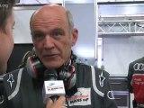 ILMC - 1000Km de Spa Francorchamps - Interview du Docteur Ulrich (Audi Sport)