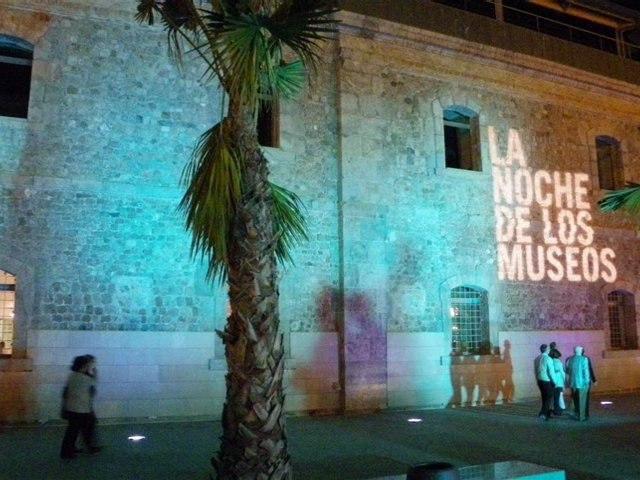 Noche de los Museos. Cartagena 2010. Mucho Más Mayo
