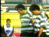 Meia-Final Taça Portugal, Sporting - 3 V.Setubal - 0, 1994/1995