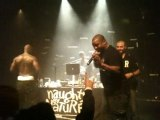 "Naughty By Nature @ l'Antipode - Rennes 04 mai 2011 - ""more alcohol it's party time"""