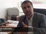 Nicolas Comte explique le nouveau site unique www.unitesgppolice.com du syndicat majoritaire