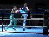 Finale du Championnat de France Elite A 2011. Savate Boxe française à Coubertin Paris. Combat 3 et 4
