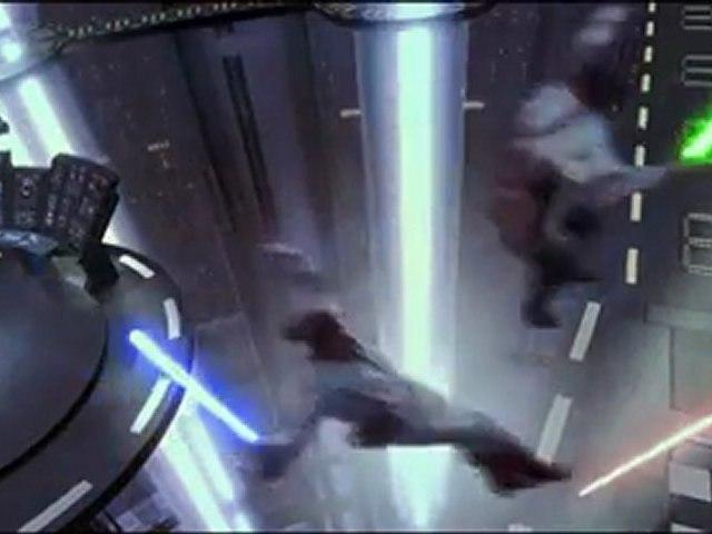 Star Wars Saga in Blu-Ray