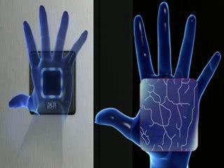 Zalix Biométrie - VeinAccess - Système de Contrôle d'accès biométrique- Réseau Veineux