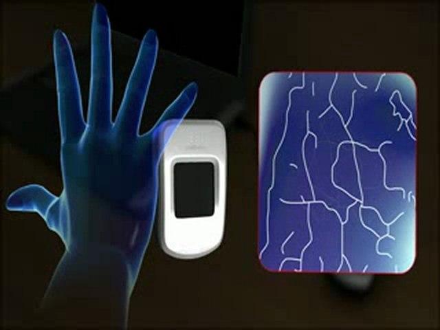 Zalix Biométrie - VeinSecure - Système de Contrôle d'accès biométrique - Réseau Veineux