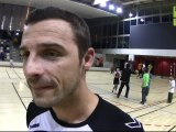 (handball N3M) La CJB Bouguenais accède à la N2 : la réaction de Mathieu Germaneau
