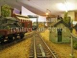 Train miniature: Réseau de Gérard: Voyage en cabine