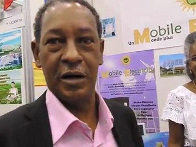 Mobile Energy alimente vos appareils ménagers en énergie de façon autonome