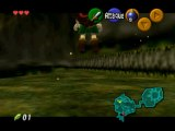 The legend of Zelda OOT 2 (Bombe hover, Bombchu hover)