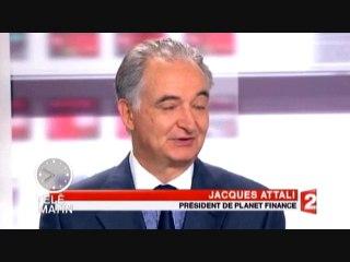 Jacques Attali annonce le chaos