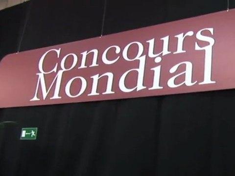 Concours Mondial de Bruxelles | Luxembourg 2011