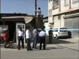 Adana'da polis aracının yanında patlama 1 polis yaralı