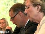 Soisy-sous-Montmorency : Bockel visite le CSU de la Cavam