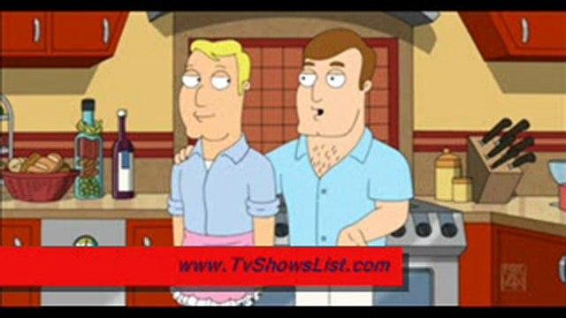 """American Dad! Season 6 Episode 17 """"Home Wrecker"""""""