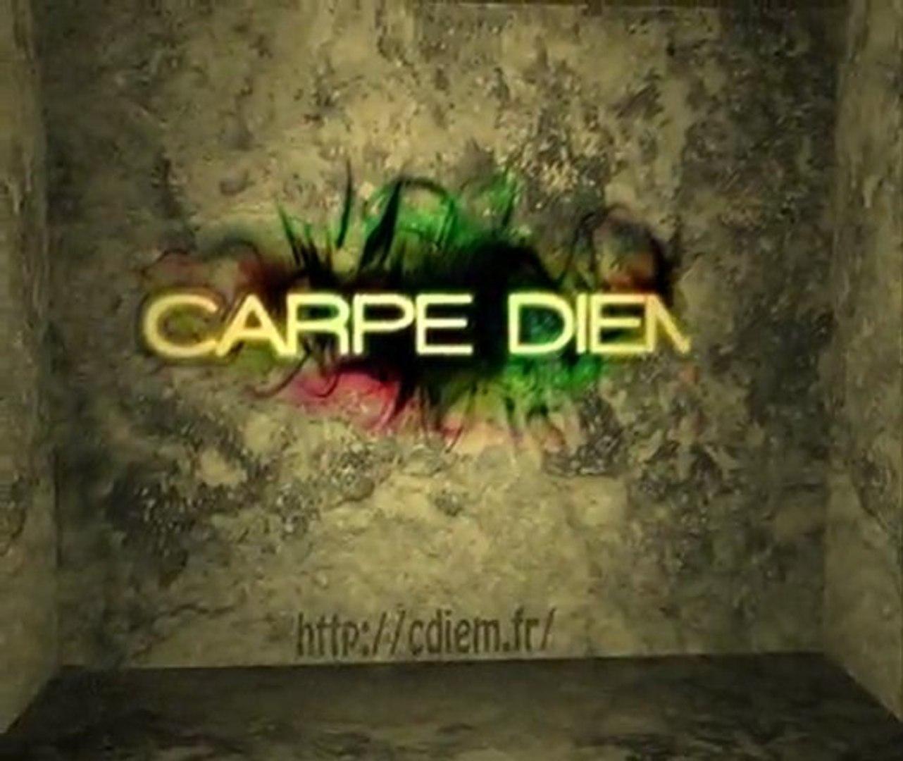 Introduction de chaque vidéo des Carpe DieM - Team CS:S