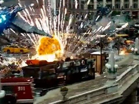 Transformers 3 : Dark of the Moon - Trailer 1 (VF) - HD