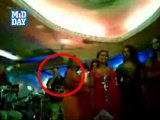 Cop in dance bar caught on camera