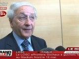 LOSC : Daniel Percheron derrière les Dogues !