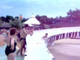 descente du tobogan a eau