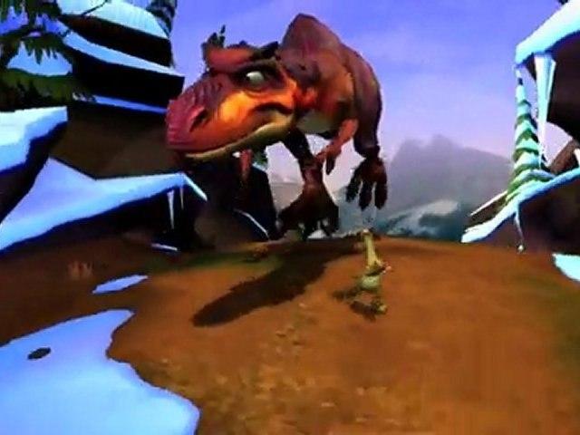 L'Era Glaciale 3: L'Alba dei Dinosauri - Ice Age: Dawn of the Dinosaurs - Introducing Sid Trailer