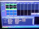 Enregistrement du nouvel album de Space Call