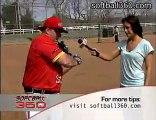 Softball Hitting tips with Brett Helmer
