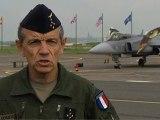 Interview du CEMAA lors de l'exercice Nato Tiger Meet