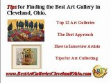 Best Art Galleries Cleveland Ohio | Art Gallery Cleveland