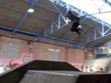 Le roller acrobatique s'invite à Cambrai
