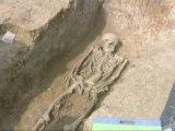 Fouilles archéologiques à Bondy