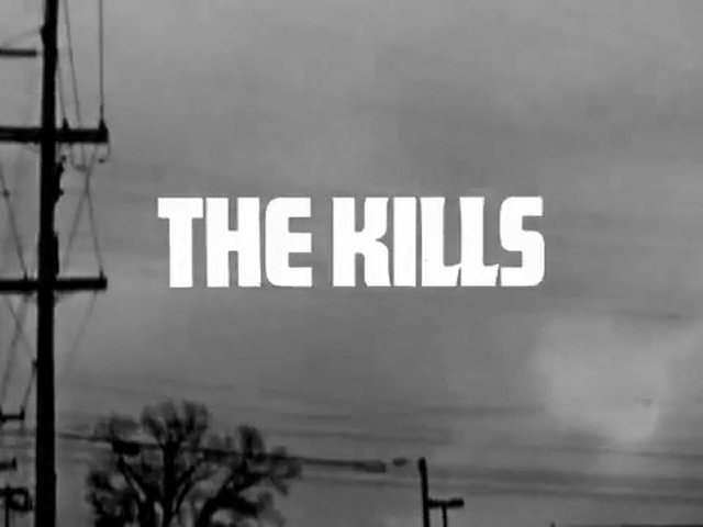 THE KILLS - Blood Pressures short film
